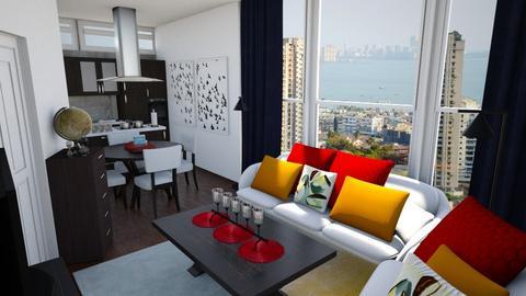 Johnys Studio Apartment - by Cap98
