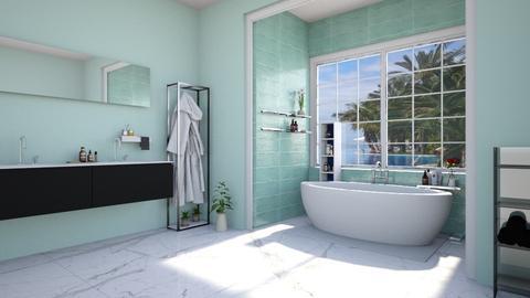 master bath - Bathroom - by Ritix