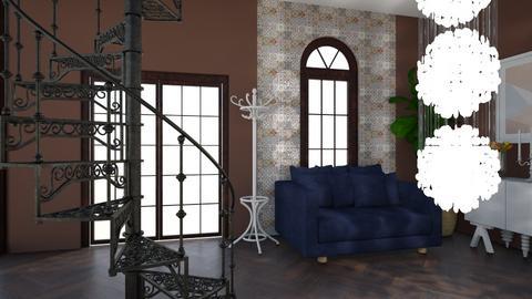 b - Living room - by TeodoraYord
