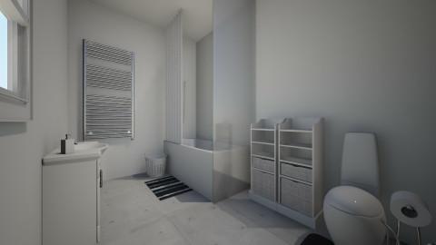BAthroom - Bathroom - by Sarah Corrie