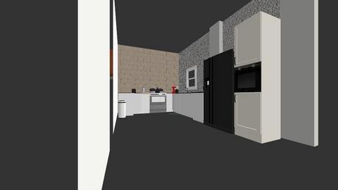 Kitchen L - Kitchen - by tawagny