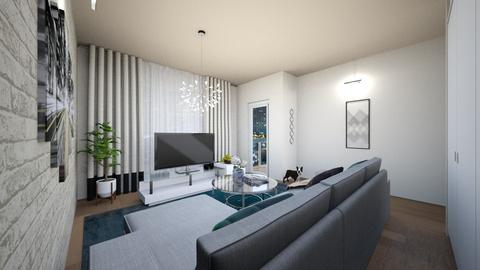 living 7 - Modern - Living room - by Vasile Bianca Rozalia