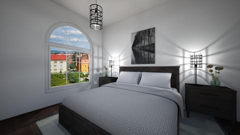 Bedroom - Modern - Bedroom - by Twerka