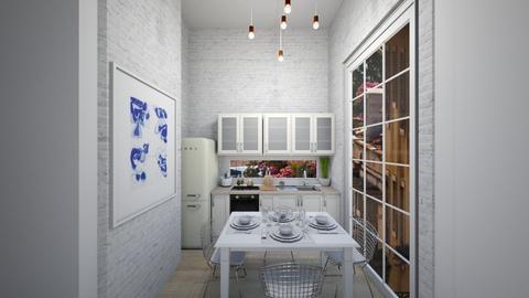 Casa162Kitchen - Classic - Kitchen - by nickynunes