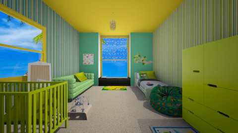Kids room  - Modern - Kids room - by Gre_Taa