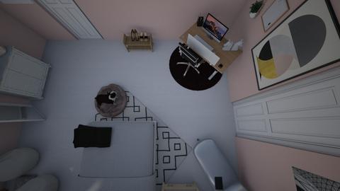 Aubrey Haught - Modern - Bedroom - by senewby