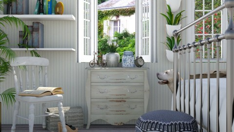 Design 194 Fresh Country Air - Bedroom - by Daisy320