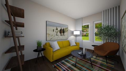 LRDRDEN88 - Living room - by evakarwowska