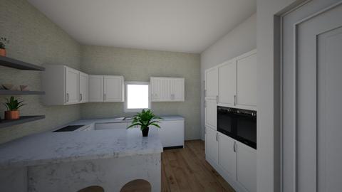 linas kitchen - Kitchen - by jenpom