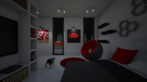 Canvas - Modern - Bedroom - by TimothyBremer