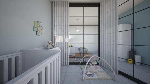 7774 - Bedroom - by MaluMeyer