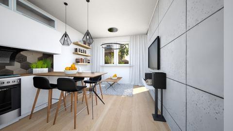 Mieszkanie P Adrian - by ankablankab