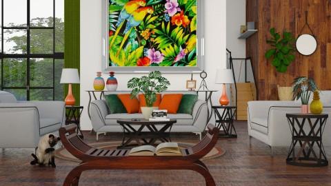 Tropical - by Sanare Sousa