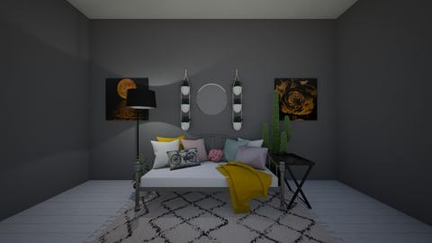 Cute_Bedroom  - Modern - Bedroom - by KKArntz