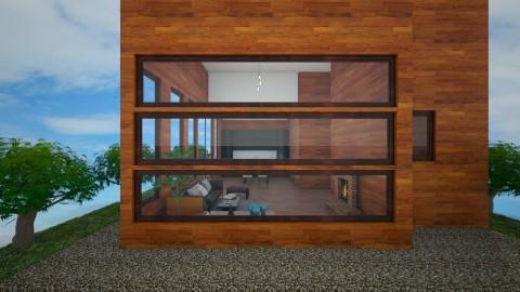House 4 outside - Global - Living room - by Tara T
