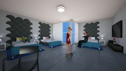 kids room - Kids room - by louahdi abir