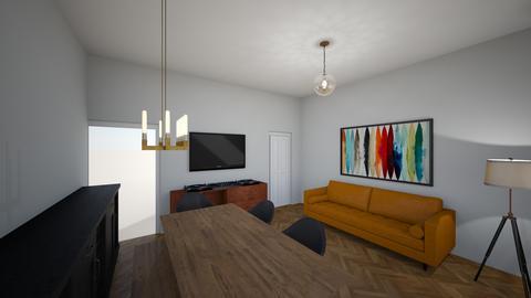 HOME - Dining room - by jendavis