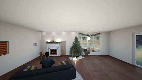 Jackson 3bd - Country - Living room - by jmaes10
