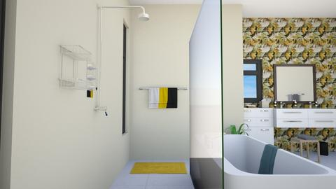 Master suite bathroom 2 - Bathroom - by felicia_fire