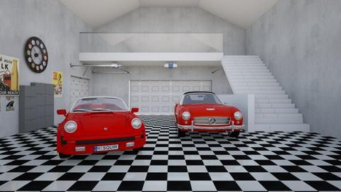 garage - by clairelist07