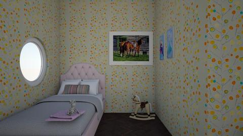 Girly Room 2 - by lilia_barfield