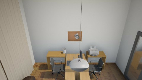 Coreys office updated - Eclectic - Office - by uplift