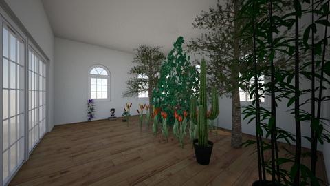 garden room 2 - Garden - by tmf11