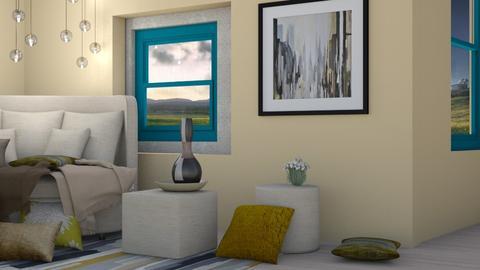 Summer Light - Modern - Bedroom - by Jessica Fox
