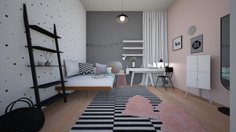 410 10 - Kids room - by Riki Bahar Elbaz