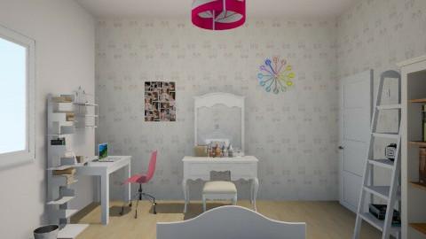 kkk - Bedroom - by janicept