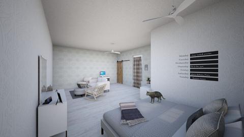 Gabby Thomas Dream Room - Modern - Bedroom - by gabbythomas6164
