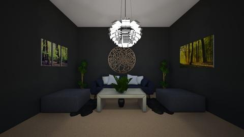Calm Living Room - Modern - Living room - by XavAnoBoy