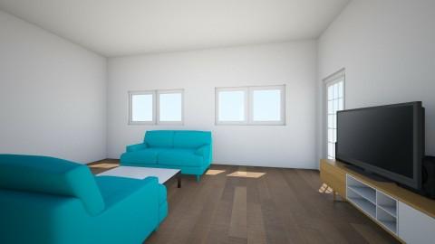 nnn - Living room - by Weronika Gunther