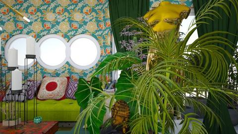 urban jungle studio 2 - by Moriia
