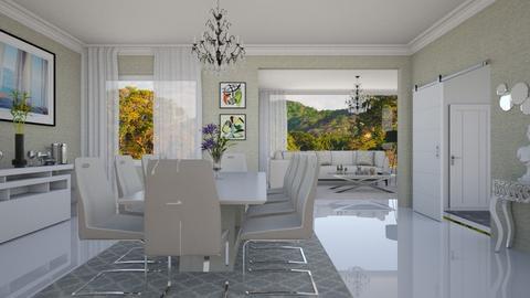 Sala de Jantar - Living room - by Roberta Coelho
