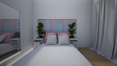 iridescent headboard plan - Bedroom - by Kmstyles84