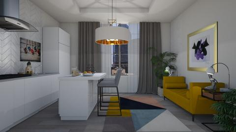 rtaey - Kitchen - by likuna485