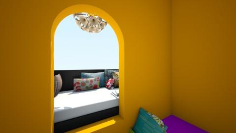 close up - Bedroom - by swimmercayden