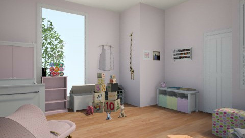 Baby room - Classic - Kids room - by deleted_1486260728_DZVEBra