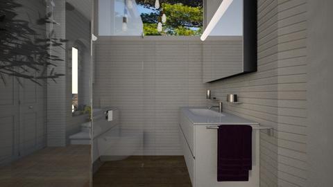House347Bathroom - Bathroom - by nickynunes