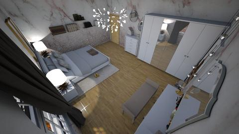 family home 118 - Modern - Bedroom - by Stavroula Chatzina