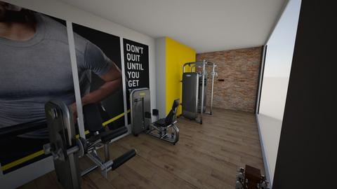 SHOWROOM - Office - by Leandro Leal SP Fitness Pro