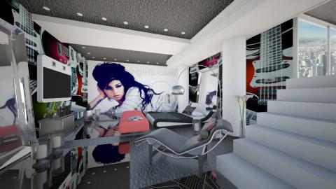 Take The Box - Modern - Bedroom - by Saj Trinaest
