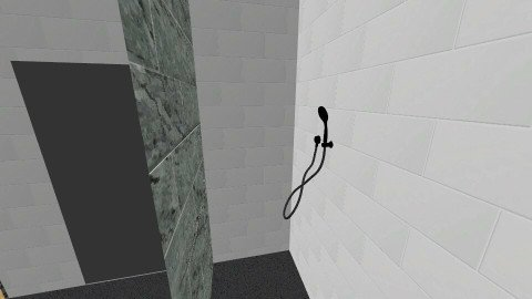 badkamer - Rustic - Bathroom - by lymlam