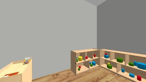Allie Chervitz - Kids room - by BWWCLWDQVKCYLUVFTPRHAQBYFQNFBXX