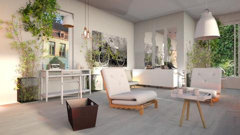 MADSEN template - Living room - by ZuzanaDesign