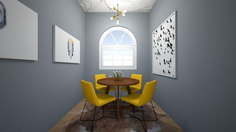 Felicia - Dining room - by t harv