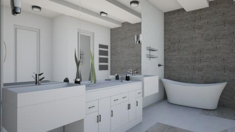 Peacefull bath - Bathroom - by MorganMiller