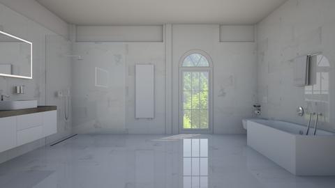 Harmonisch - Bathroom - by Remixraum