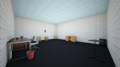 office - Modern - Office - by Cocoa_Cat